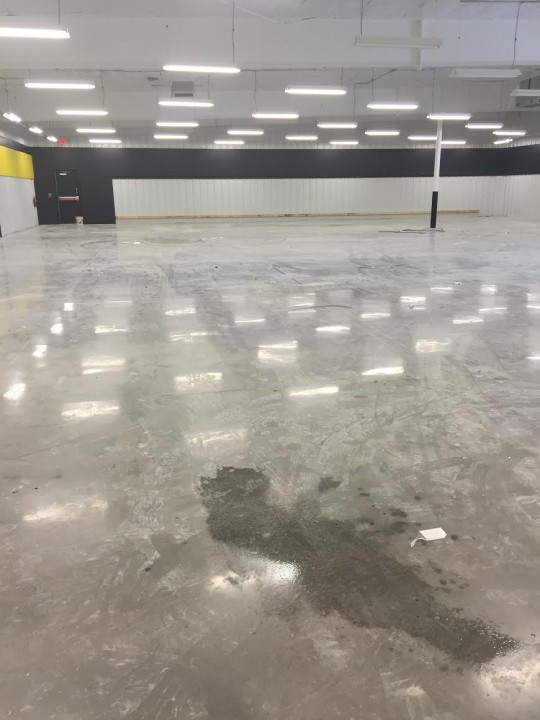 Floor Cleaning at Dollar General at Fort Covington, NY