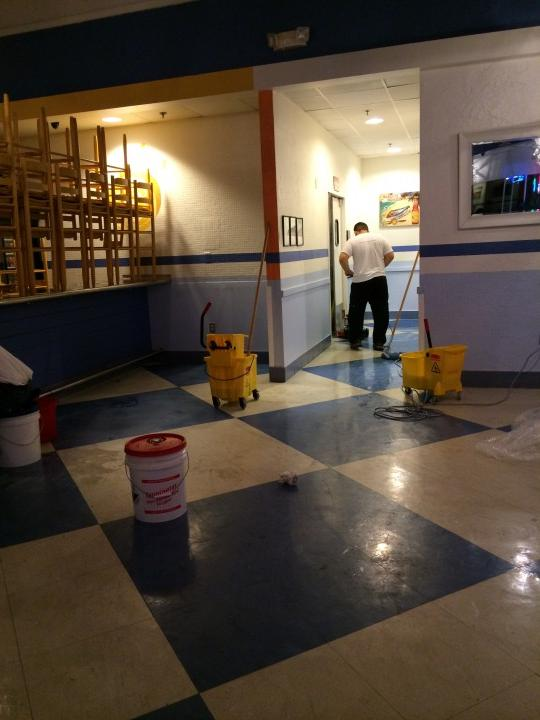 Commercial Floor Cleaning Philadelphia PA